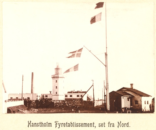 hanstholm  a nord